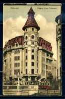 K08751)Ansichtskarte: Bukarest, Palatul Liga Culturaia - Romania