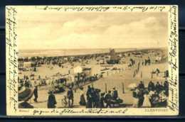 K09186)Ansichtskarte: Tandvoort, Strand - Zandvoort