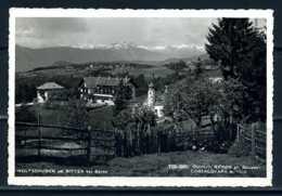 K09233)Ansichtskarte: Bozen - Wolfsgruben - Bolzano (Bozen)