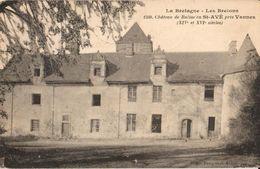 56 - CHATEAU DE RULIAC EN ST-AVE PRES VANNES - Andere Gemeenten