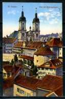 K09459)Ansichtskarte: St. Gallen, Dom - SG St. Gall