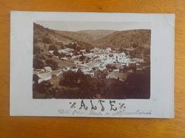 8823) Portugal Alte Algarve  Vista Geral Tirada Do Alfarrobeirão 1908 - Faro