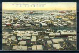 K09582)Ansichtskarte: Yokohama, Totale - Yokohama