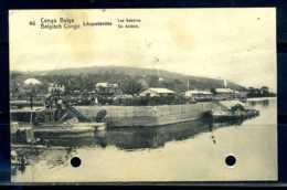 K09628)Ansichtskarte: Leopoldsville - Belgisch-Kongo - Sonstige