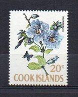COOK ISLANDS. FLOWERS. MNH (2R1944) - Zonder Classificatie