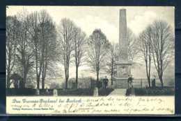 K10384)Ansichtskarte: Sasbach, Turenne-Denkmal - Sasbach