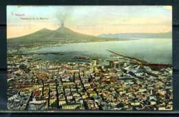 K10658)Ansichtskarte: Neapel, Panorama - Napoli (Nepel)