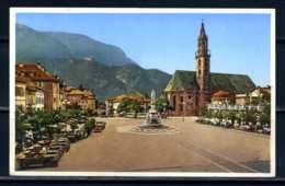 K10762)Ansichtskarte: Bozen, Piazza Vittorio Emanuele - Bolzano (Bozen)