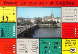 64-BAYONNE-N°1064-F/0071 - Bayonne