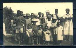 K11093)Ansichtskarte: Belgisch Kongo - Wadsa - Belgisch-Kongo - Sonstige