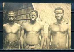 K11128)Ansichtskarte: Belgisch Kongo - Kwango - Belgisch-Kongo - Sonstige