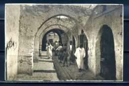K11169)Ansichtskarte: Tunesien - Tunis, La Rue Du Persan - Tunisia