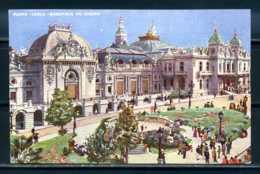 K11206)Ansichtskarte: Monte Carlo, Kasino - Monte-Carlo