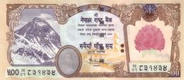 Nepal P.65  500 Rupees 2007  Unc - Népal