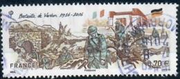 Yt 5063 Bataille De Verdun Joli Cachet Rond - France