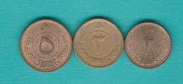 Afganistan - Zahir Shah - AH1316 (1937) - 2, 3 & 5 Pul (KMs 936-938) - Afghanistan