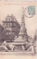 CPA - 108. LYON - Monument Carnot, Place De La République - Lyon