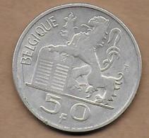 50 Francs Argent  1949 FR Qualité - 1945-1951: Régence