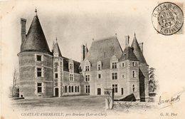 Chateau D HERBAULT   Pres Bracieux   Loir Et Cher - Châteaux