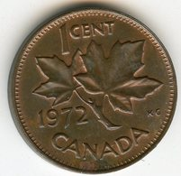 Canada 1 Cent 1972 KM 59.1 - Canada