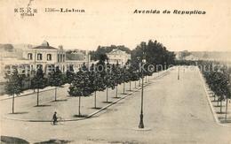 13318426 Lisboa Avenida Da Repuplica Lisboa - Portugal
