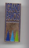 Pin's Grand  Pavois La Rochelle  En Charente Maritime Dpt 17 Réf 4210 - Cities