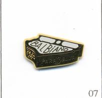 Pin's Divers - Balbiano - Parabella. Non Estampillé. Zamac. T627-07 - Badges