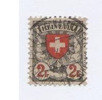 SUISSE N° 211 A Ob Cote 12,00 Euros - Schweiz