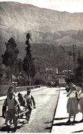 Carte  Postale  Ancienne De LA REUNION - Cilaos & Les Chaises à Porteurs - La Réunion