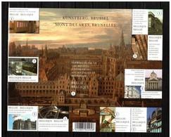 Blok 171** Een Berg Van Kunst. Monts Des Arts. Brussel-Bruxelles 3941/50** MNH - Blocks & Sheetlets 1962-....