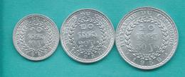 Cambodia - Kingdom - 1959 - 10, 20 & 50 Sen (KMs 54-56) - Cambodge