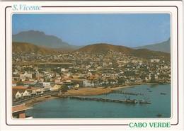 POSTCARD  - CABO VERDE - CAPE VERDE - SÃO VICENTE - Cap Vert