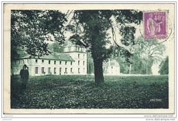 MAGNANVILLE ..-- 78 . YVELINES ..-- Sanatorium . 1936 Vers BLAGNY ( Mme Veuve LEROY ) . Voir Verso . - Magnanville
