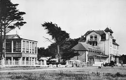 Saint-Brévin-l'Océan - Le Casino Et Les Tamaris - Cachet En Pointillés - Saint-Brevin-l'Océan