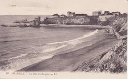 CPA - 69. BIARRITZ La Côte Des Basques - Biarritz