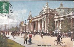 Raphaël Tuck Paris Le Grand Palais  Oilette Colection  CPA 1912 - Tuck, Raphael