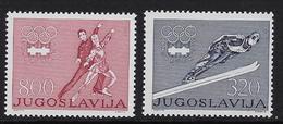 Sport - 1945-1992 République Fédérative Populaire De Yougoslavie