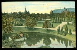NIJMEGEN * KRONENBURGERPARK *  CPA *  ANSICHTKAART * Gelopen In 1906 NVPH 51 (3901k) - Nijmegen