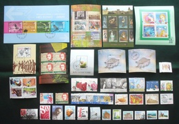 Poland 2005 - Used (o) - Complete Year Set Of 42 Stamps + 9 Blocks --- Full , Pologne Polonia Polen --- Ro - Pologne