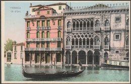 Cà D'Oro, Venezia, Veneto, C.1905 - Cartolina - Venezia (Venice)