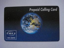 """Carte Prépayée Française  """"CALL +"""" 140 Unites (utilisée Luxe), Pas Signaler. - Cellphone Cards (refills)"""