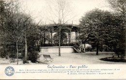 Belgique. La Louviere. Parc Public - La Louvière