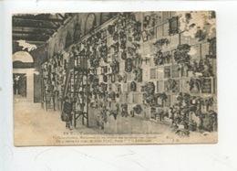 Cimetière Du Père Lachaise : Tombeaux Historiques, Columbarium (Félix Pyat, Paule...)n°59 J. H. - Arrondissement: 20