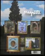 Blok 151** René Magritte 3742/46** Postfris - Bloc 151 MNH Feuille Trés Beau - Blocks & Sheetlets 1962-....
