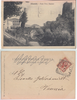 Cittadella - Ponte Porta Bassano - Italie