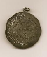 Médaille. Métallurgistes Du Centre 1902 1927 . La Louvière Sans Doute - Belgique