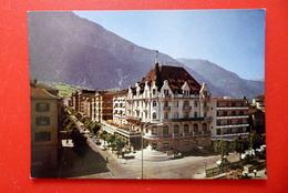 Hotel Victoria - Brig - Gegenüber Dem Bahnhof - Schweiz - Wallis - Alte Autos - Hotels & Gaststätten