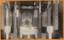 INNERES DER GEDÄCHTSNISKIRCHE VON JAVORKA  BEI POLOGAR  -   Octobre 1917  -  Eglise Commémorative Du Saint-Esprit  - - Slovénie