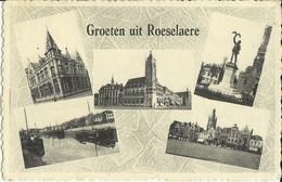 Groeten Uit Roeselaere. (2 Scans) - Roeselare