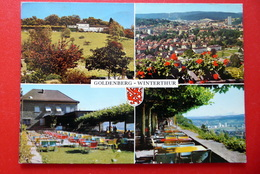Winterthur - Restaurant Goldenberg - 1973 - Schweiz - Zürich - Wappen - Hotels & Gaststätten